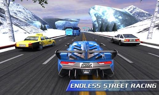 racing car city turbo racer screenshot thumbnail