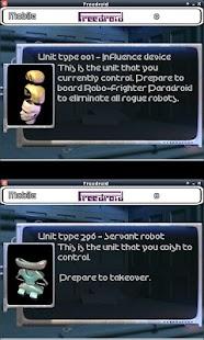 Freedroid Screenshot