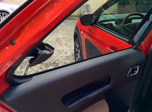 Photo: Porte arrière gauche + vitre