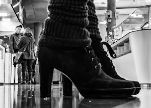 Photo: The ideal shoe for a Photo Walk...  #zurichwalk2012 #Shoemonday +Shoes Monday