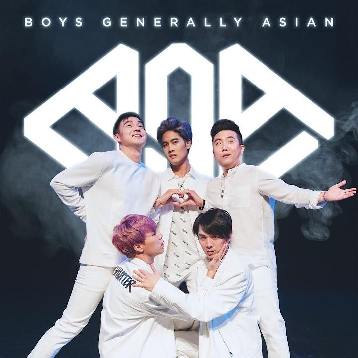 Ryan Higa's K-Pop group BGA hits #1 on iTunes K-Pop chart - Koreaboo