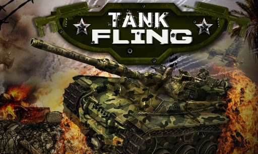 Tank Fling Game 1.1 screenshots 6