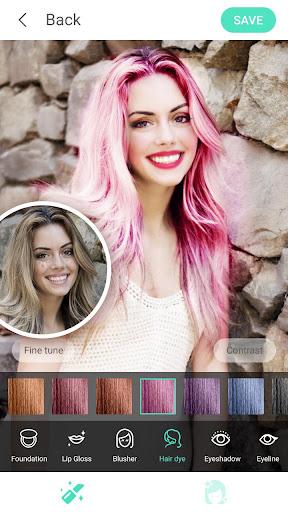 Photo Editor - Makeup Camera & Photo Effects 2.1.6.2 screenshots 4