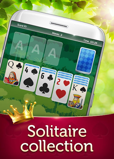 Magic Solitaire - Card Game 2.5.4 screenshots 1