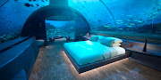 The worlds first underwater villa