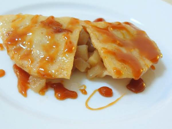 Apple Pie Pierogi