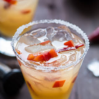 Spicy Chili Pepper Mango Margarita.
