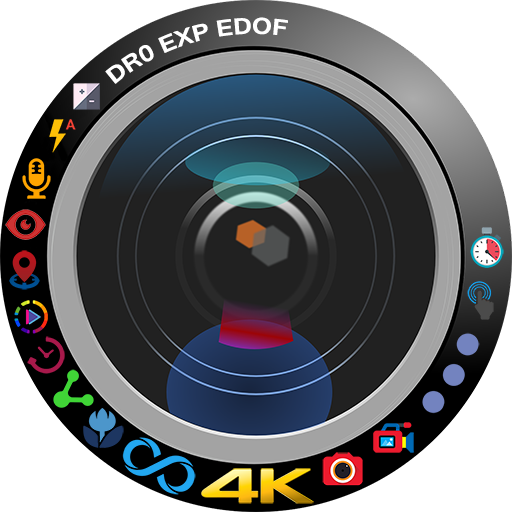 Camera4K Perfect Selfie Video Photo Editor APK Cracked Download