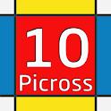 Picross 10X10 - Nonogram icon