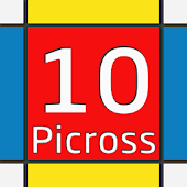 Picross 10X10 - Nonogram