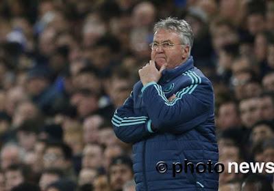 """Hiddink à propos d'Hazard: """"Quand il s'amuse, il est efficace"""""""
