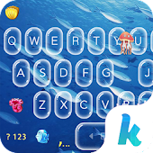 Keyboard - Sea World New Theme