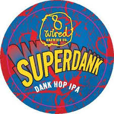 Logo of 8 Wired Super Dank IPA
