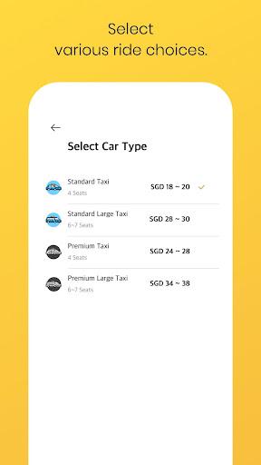 TADA Taxi 1.5.2 screenshots 2