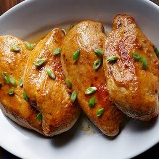 Hellmann's® Succulent Grilled BBQ Chicken