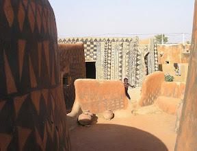Photo: THIEBELE - mała wioska z malowanymi domostwami