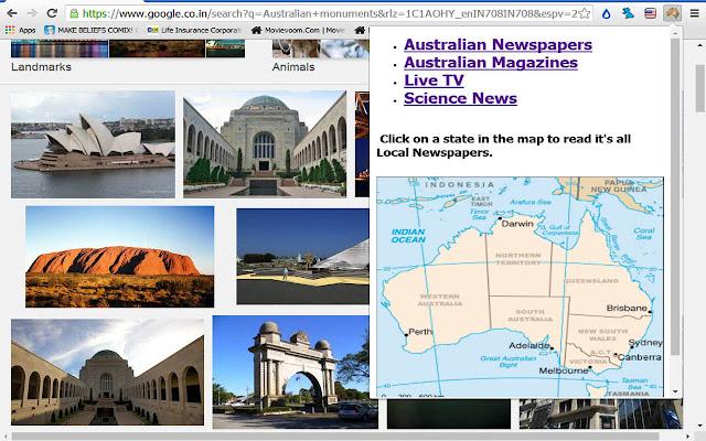Australian-Newspapers, Mags & TV