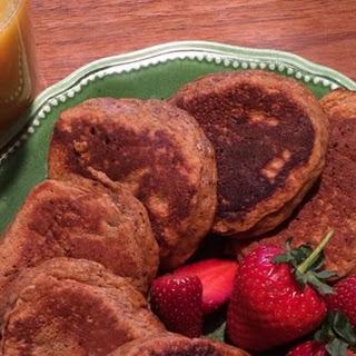 Sweet Potato and Banana Pancakes Recipe