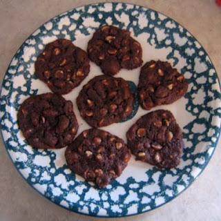 Chocolate Cookies Recipe With White Chocolate Chips