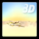 Blue Sky 3D Live Wallpaper icon