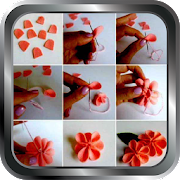Diy Paper Flower Quilling Making Crafts Home Ideas 04 Android Apk