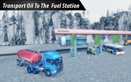 Offroad Oil Tanker Transporter for PC