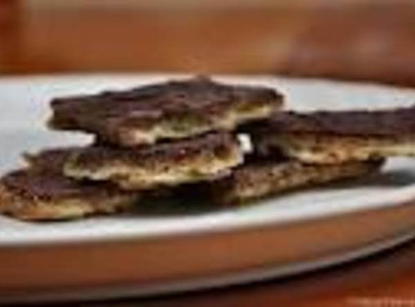 Saltine Chocolate Snack Recipe