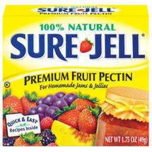 Add the 3 Sure Jell.  Stir constantly for 2 minutes.  Remove from...