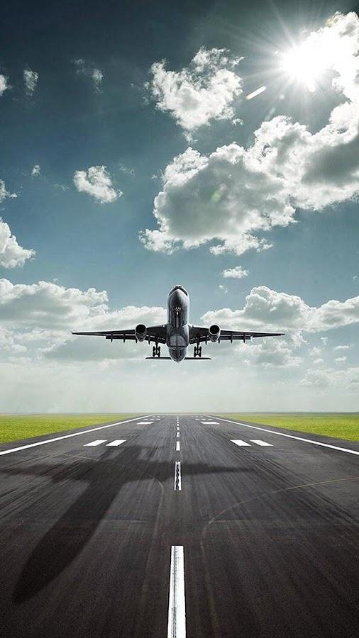 Airplane Live Wallpaper- screenshot