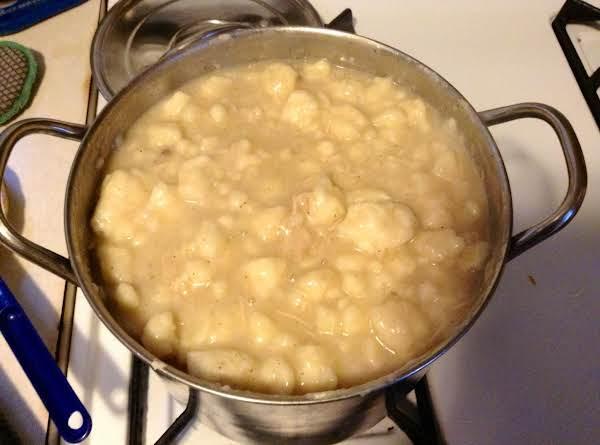 Kims Chicken And Dumplings Recipe