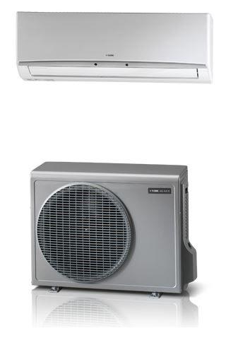 Luft/luft värmepumpar