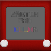 Etch a Sketch Pad Color Plus