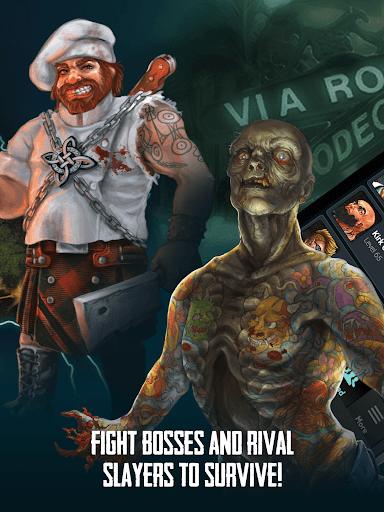 Zombie Slayer: Survival apkpoly screenshots 8