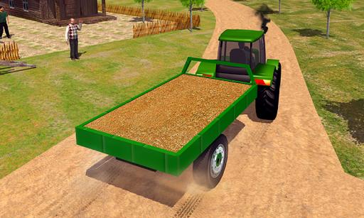 Farming sim 2018 - Tractor driving simulator apkdebit screenshots 4