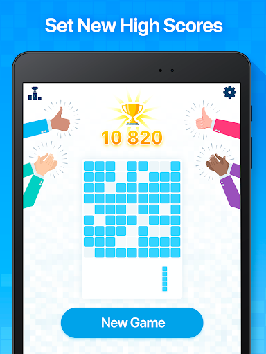 Combo Blocks - Classic Block Puzzle Game screenshots 9