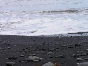 Photo: Черный-черный пляж/Black beach