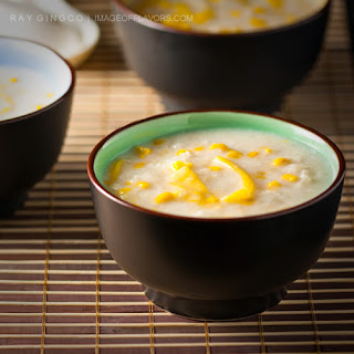 Ginataang Mais (Sweet Corn in Coconut Milk)