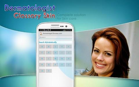 Dermatologist Glossary: Skin screenshot 6