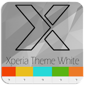 XPERIA™ Theme | White