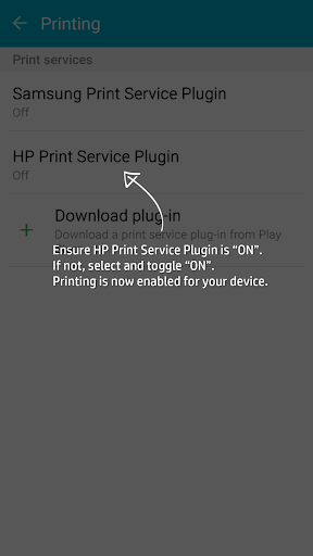 HP Print Service Plugin for PC