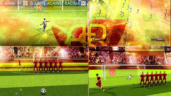 World Flick Soccer League screenshot