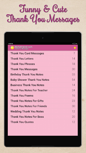Thank You Messages, Letters & Notes - Share Images - Apps on ...