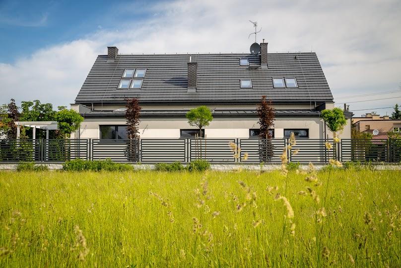 Ogrodzenie domu jednorodzinnego