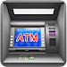 ATM Learning Simulator Free for Money and Bank icon