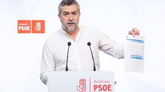 El PSOE presenta un Plan de Rescate de la Juventud en la Diputación de Almería
