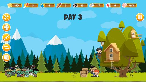 Zombie Forest: Apocalypse Survival 1.22 screenshots 6
