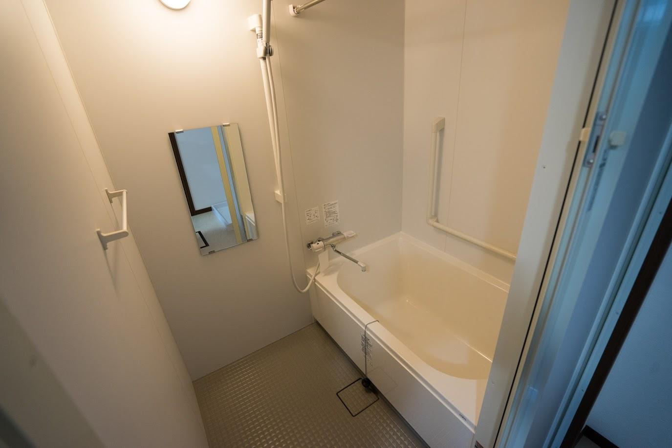 3LDK・バスルーム