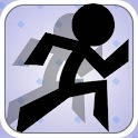 Stickman Adventure Run icon
