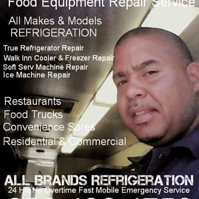 "ALLBRANDS COMMERCIAL REFRIGERATION - ""Whatever Your"