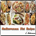 Mediterranean Diet Recipes icon